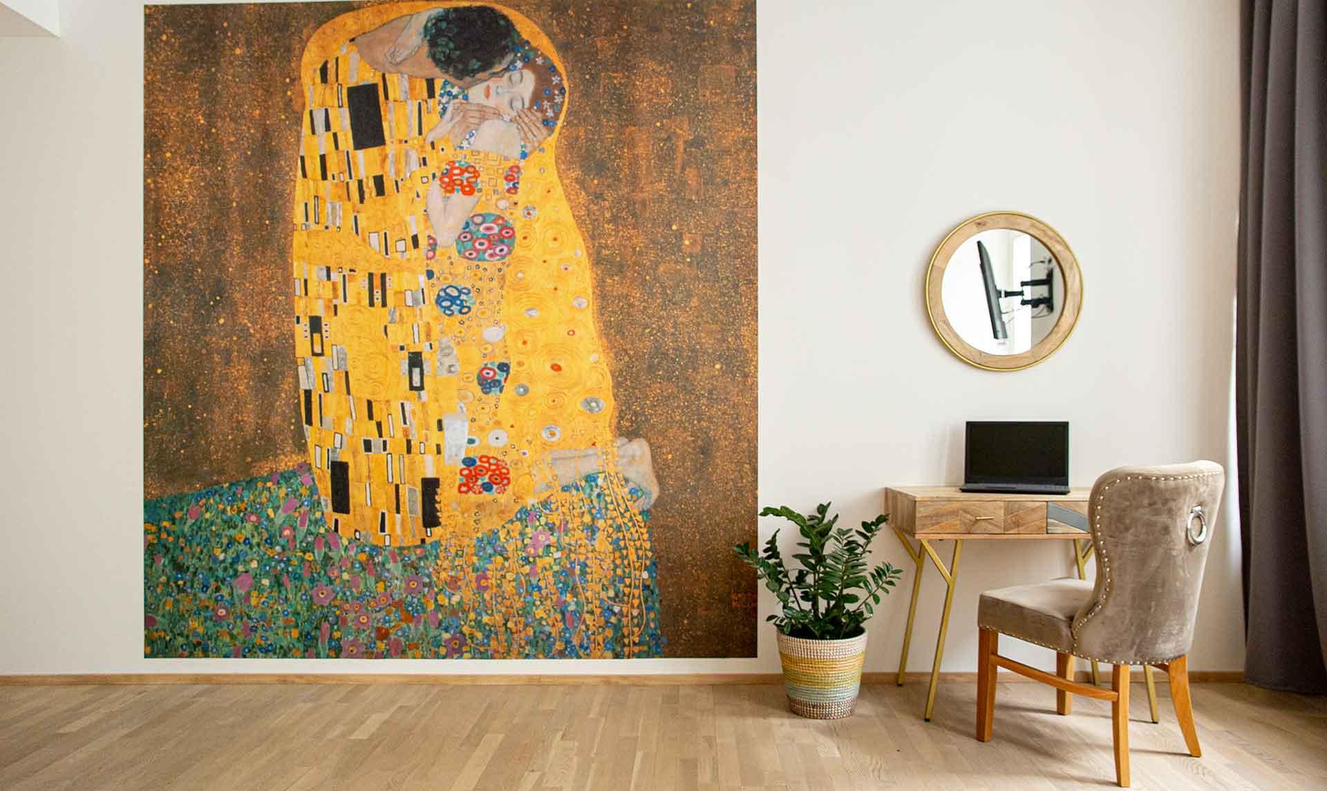 Apartment Bodensee Design Wandbild