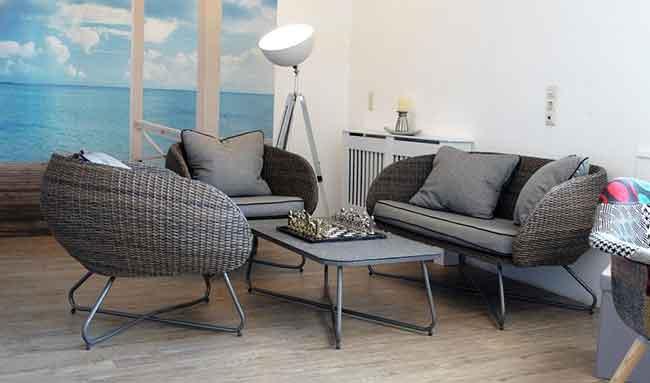 Apartment Stockach A26 Sitzecke