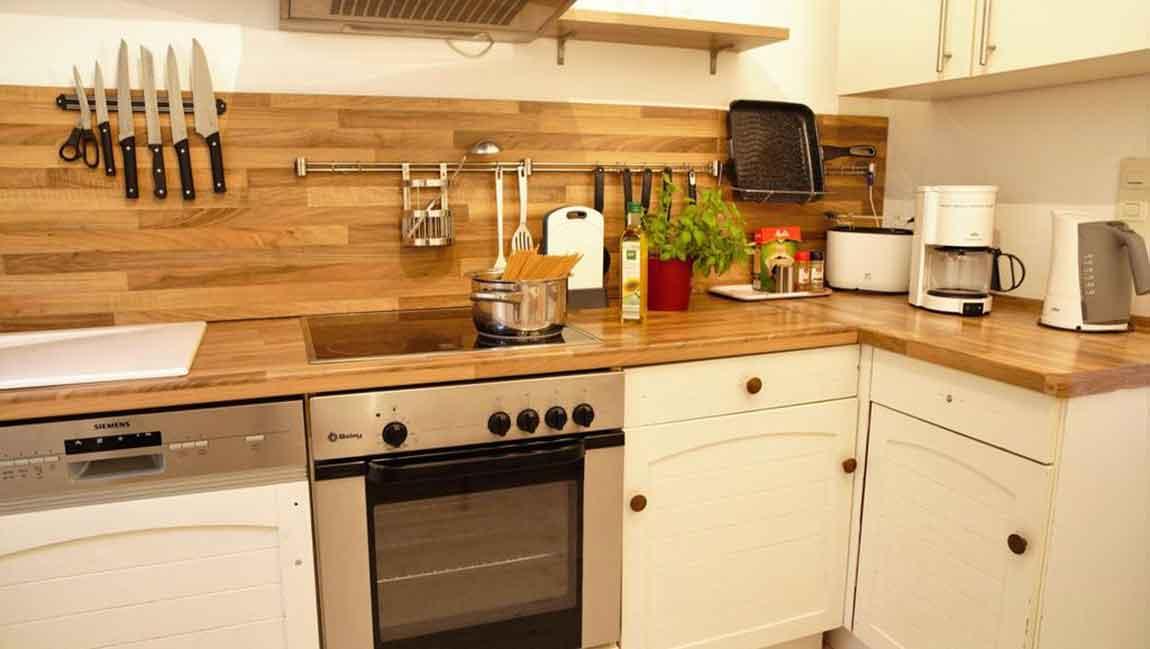 Apartment Stockach A26 Küche