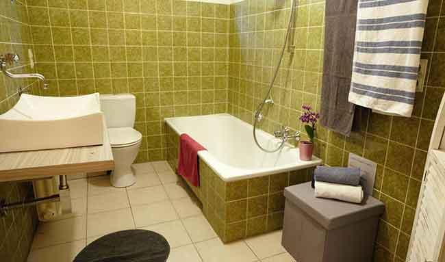 Apartment Stockach A26 Badezimmer