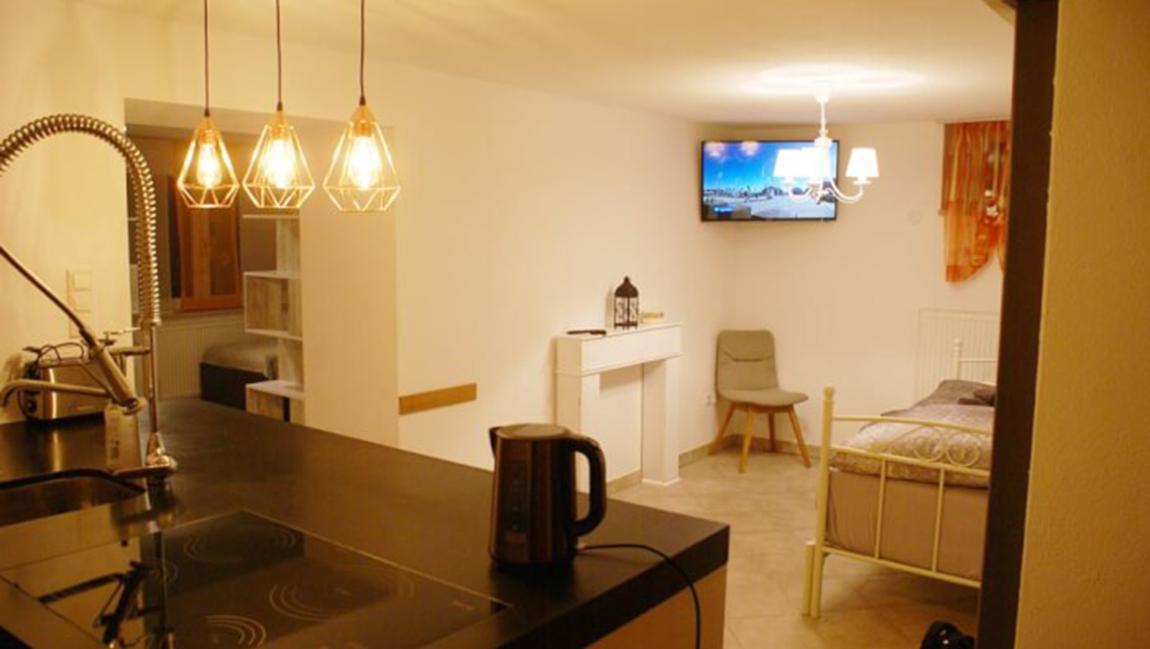 Apartment Gottmadingen A1 Küchenzeile