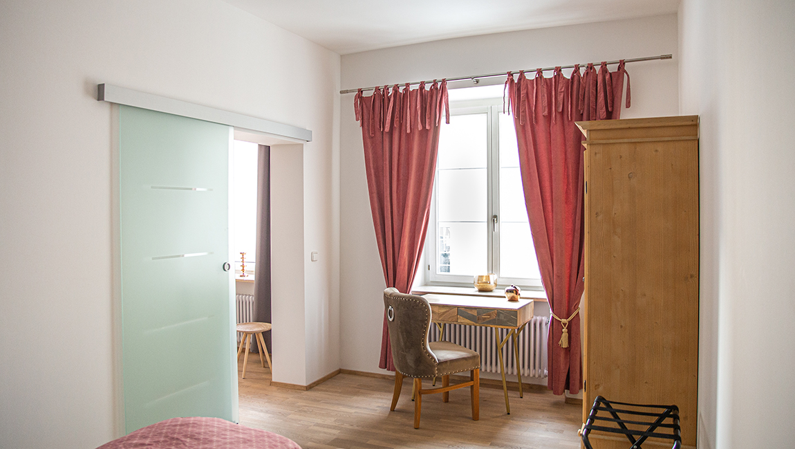 Apartment Stockach A6 Schlafzimmer