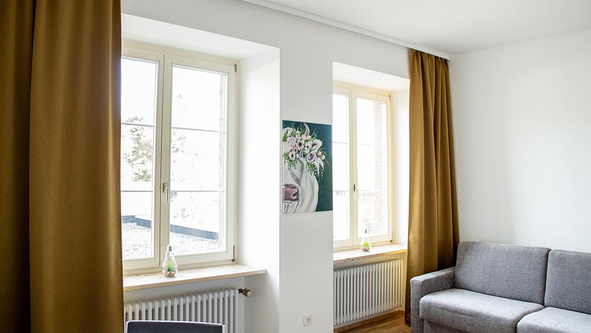 Apartment Stockach A7 Wohn-Essbereich