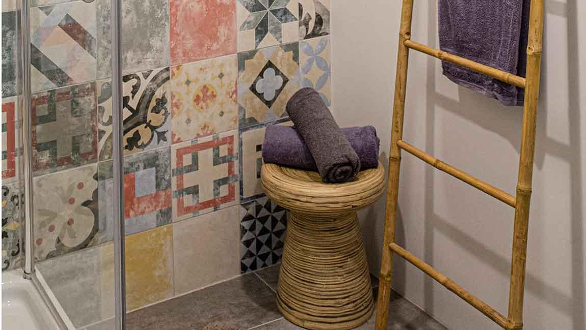 Apartment Stockach A7 Badezimmer