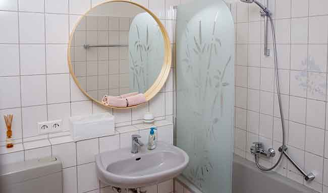 Apartment Singen A12 Badezimmer