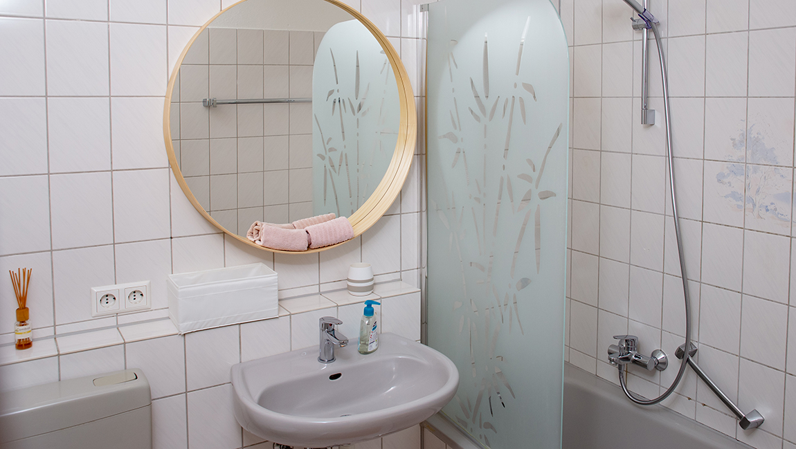 Apartment Singen A12 Bad