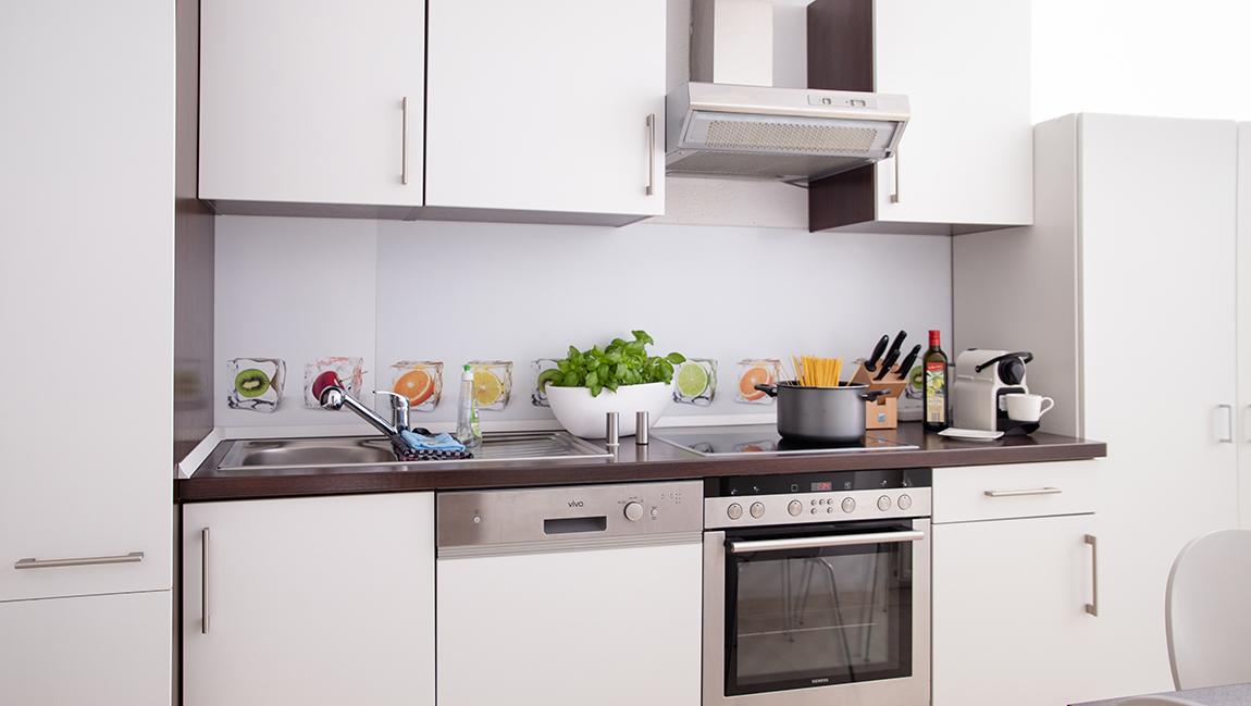 Apartment Singen A16 Küche