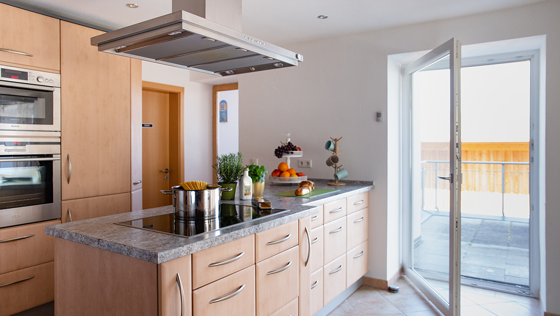 Apartment GottmadingenA2 Küche