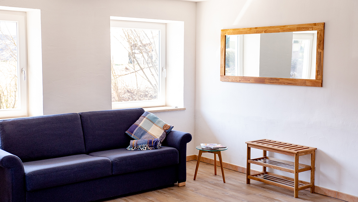 Apartment GottmadingenA3 Wohnzimmer