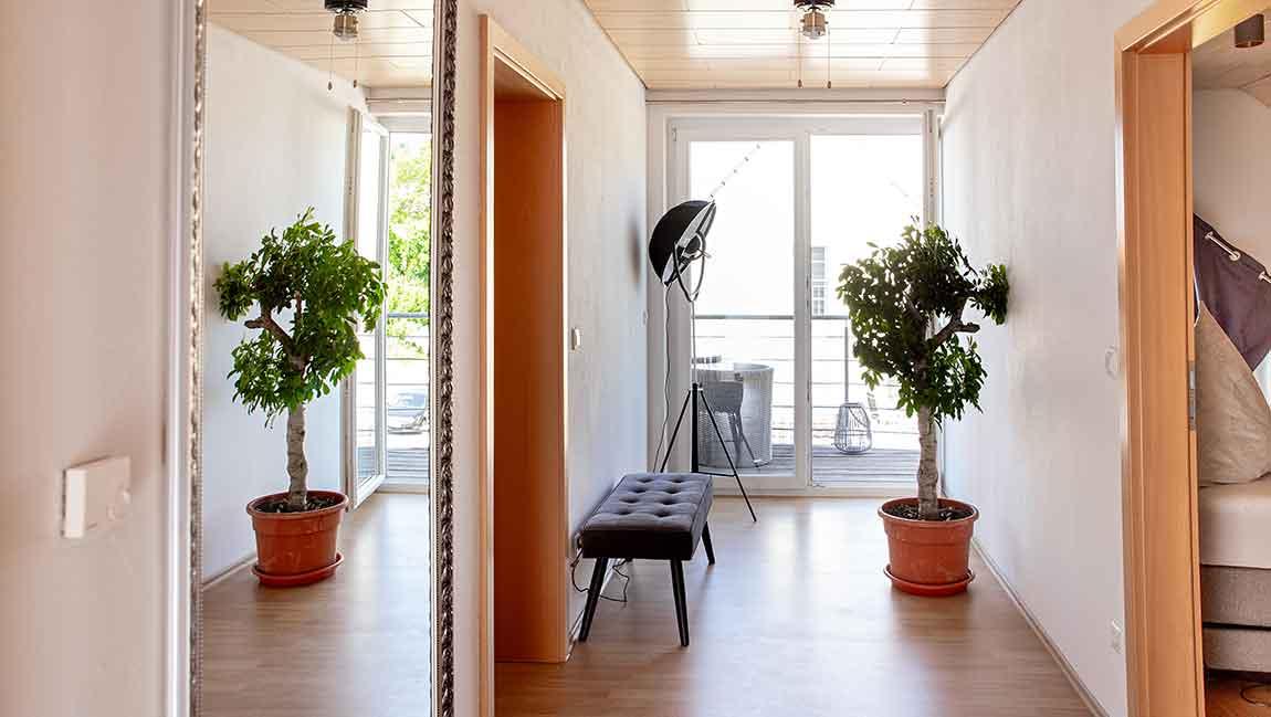 Apartment Gottmadingen A4 Flur