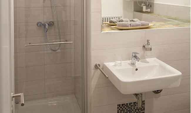 Apartment Stockach A5 Badezimmer