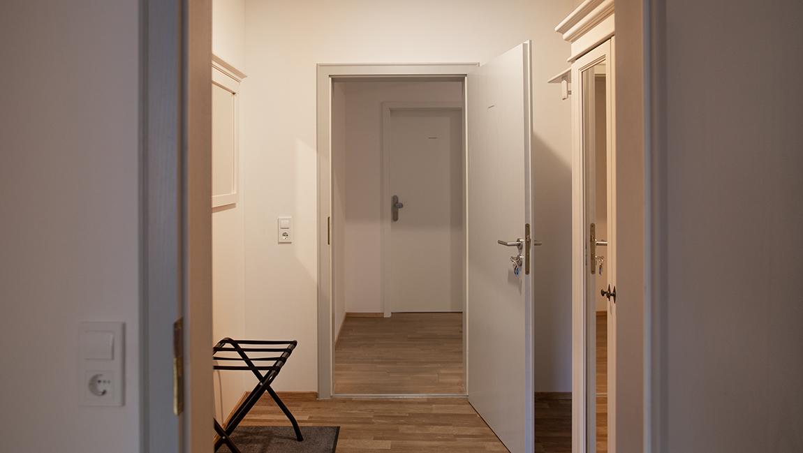 Apartment Stockach A5 Flur